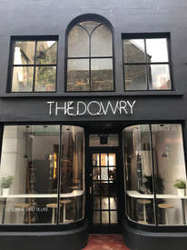 The Dowry bar and restaurant, Commercial Street, Lerwick.