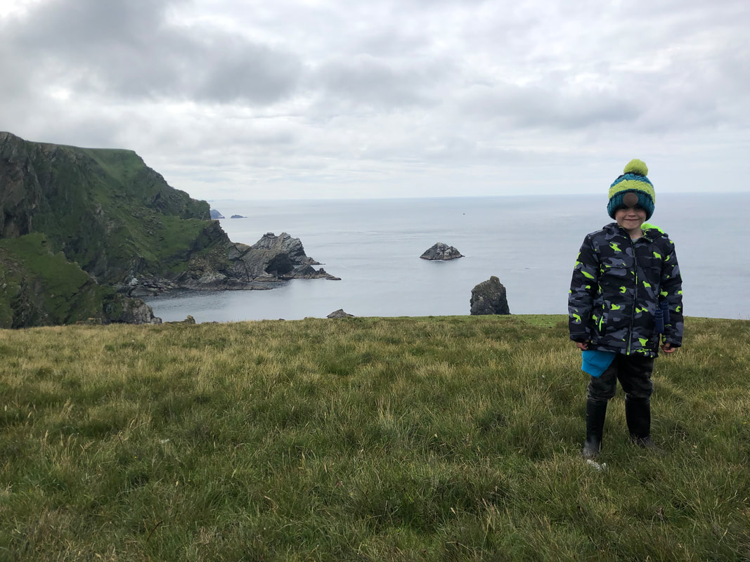 Shetland with Laurie - Blog
