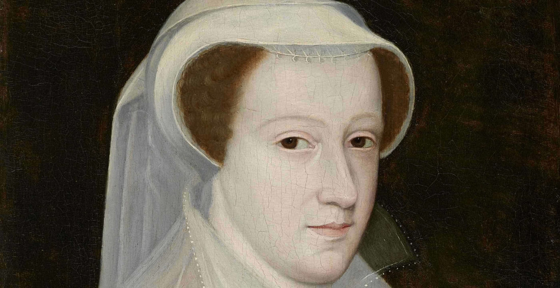 Mary Queen of Scots was a half-sister to Robert Stewart, Earl of Orkney & Lord of Shetland.