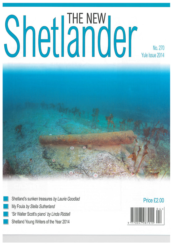 The New Shetlander is Scotland's oldest literary and community journal.