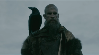 Floki, also a main character in the Vikings drama.